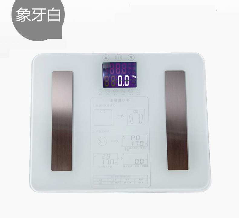 Body fat scales Household fat scales Measuring scales Human health Electronic weighing scales Bluetooth connection phone : 91lifestyle
