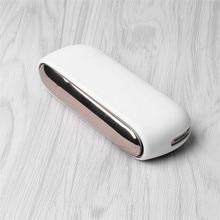 Мягкий силиконовый чехол карамельного цвета для Iqos 3,0 аксессуары для сигарет защитный нескользящий чехол для Iqos3