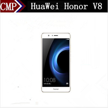 "Original HuaWei Honor V8 4G LTE Mobile Phone Octa Core Android 6.0 5.7"" 2K 2560X1440 4GB RAM 64GB ROM Fingerprint NFC VR Glass"