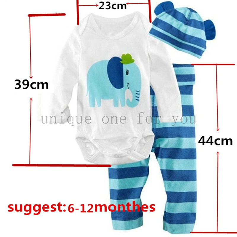 New-baby-boys-girls-clothes-3pcs-Romperhatpants-cartoon-animal-pattern-baby-suit-for-baby-kids-boys-girls-clothing-sets-3