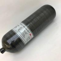 Carbon Fiber Air Tank Hot Sale 6 8L 30Mpa 4500psi Gas Cylinder SCUBA Tank With Valve