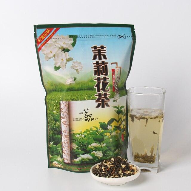 Organic Jasmine Flower With Green Tea Products 2020 Year 1