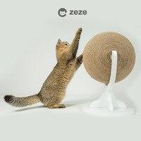 Творческий сизаль Глобус кошачьи игрушки нуля мебель для питомцев кошка мебель кошки когтеточки продукты для собаки игрушки шт