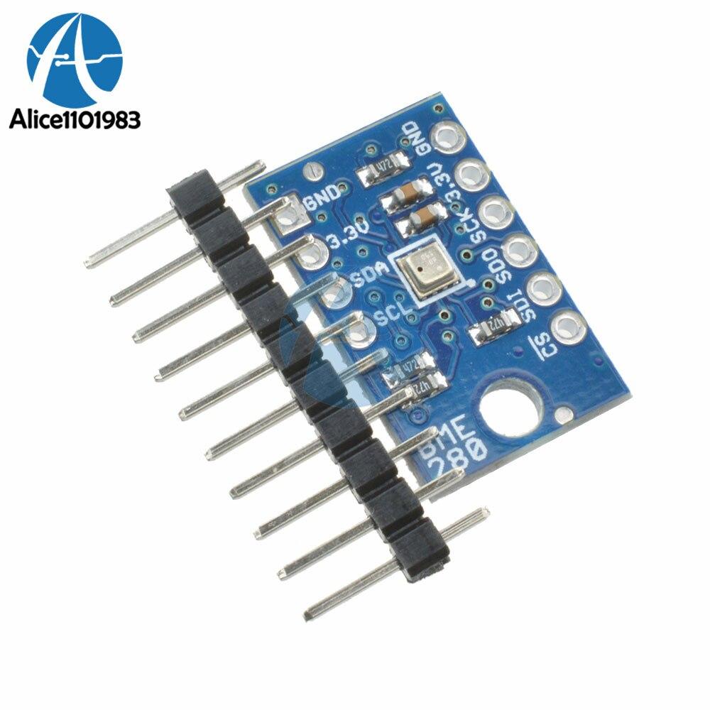 BME280 Sensore di Umidità di Temperatura del Modulo Sensore di Pressione Barometrica con I2C SPI interfaccia BME280 Bordo del Modulo