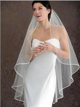 Picture Color New Unique white Bridal Veil 2021 Wedding Accessories