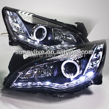 Для Opel Astra светодиодный головной фонарь Angel Eye 2010-2011 LD V1