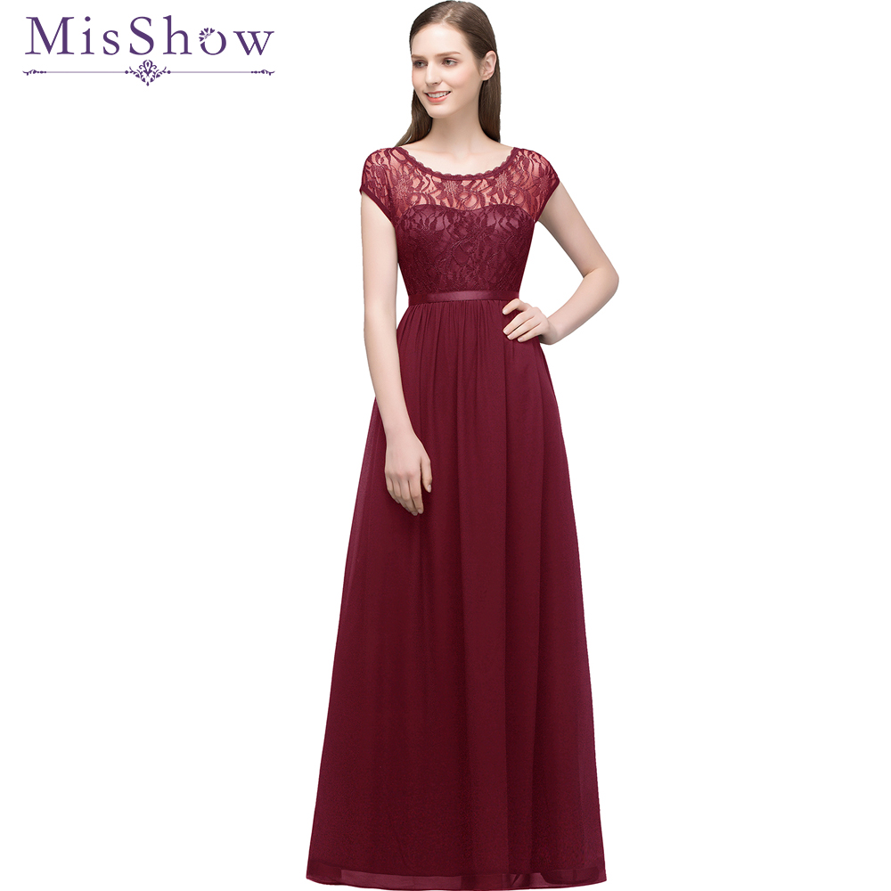 Cheap Under 35$   evening     dresses   long short 2019 Chiffon Lace Sleeveless Maxi   Evening   Gowns Women Party   Dress   Long Formal   Dresses