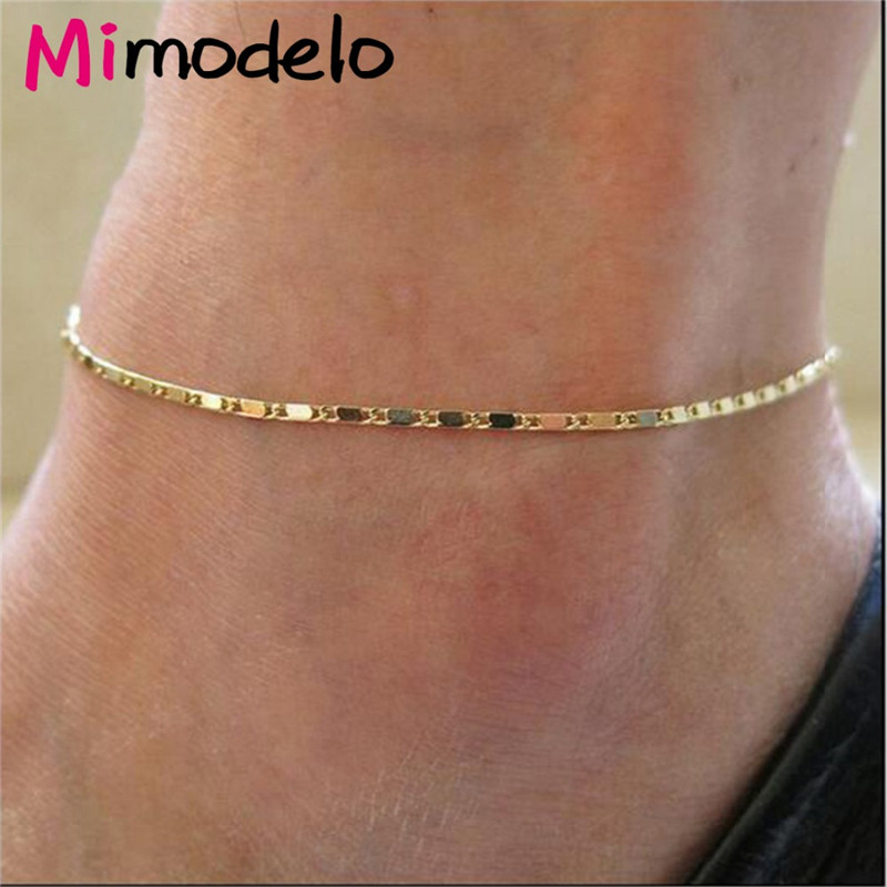 Fine Sexy Anklet Ankle Bracelet Barefoot Sandals Foot Jewelry Leg Chain On Foot For Women