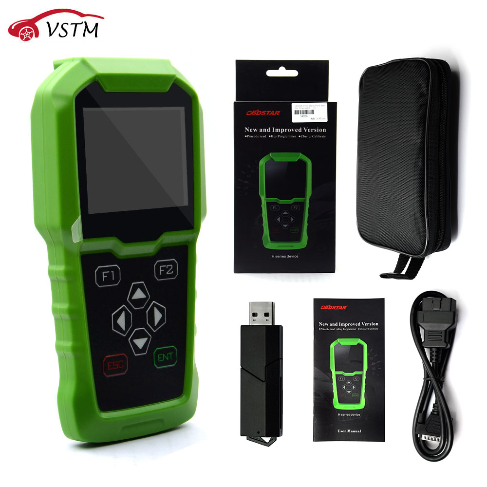 OBDSTAR H100 For Fo rd For Ma zd a Auto Key Programmer Supports 2017 2018 H1