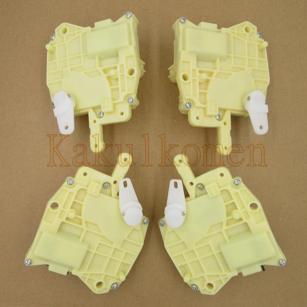 Дверные Замки Привод 72115-S84-A01 72155-S84-A01 72615-S84-A01 72655-S84-A01 Для Honda Accord Insight Odyssey S2000 Civic CR-V Fit