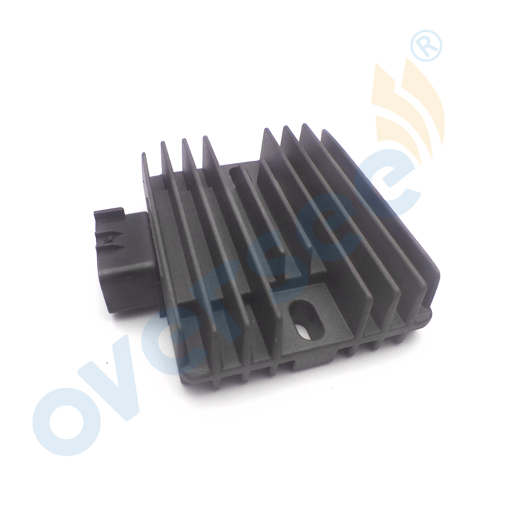 New Voltage Regulator Rectifier For Yamaha Outboard Motor 6D3 81960 00 881346T 6D3 81960