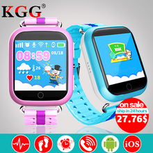 Дешевые Gps Смарт-часы Q750 Q100 Baby Smart часы 1,54 дюйма Сенсорный экран SOS вызова расположение устройства трекер для малыша безопасный PK Q50 Q90