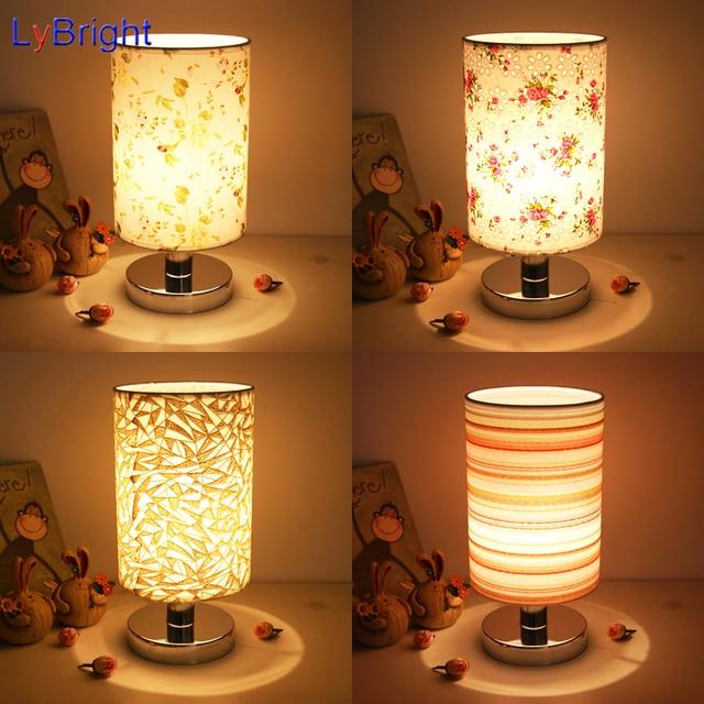 Moderno stile Europeo Lampada Da Comodino Camera Da Letto Lampada Da ...