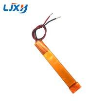 LJXH 2 шт. AC220V 75x15x3,5 мм изолированный термистора Керамика осушитель воздуха Электрический нагреватель пластины Нагревательный элемент 170/200/230/270 градусов