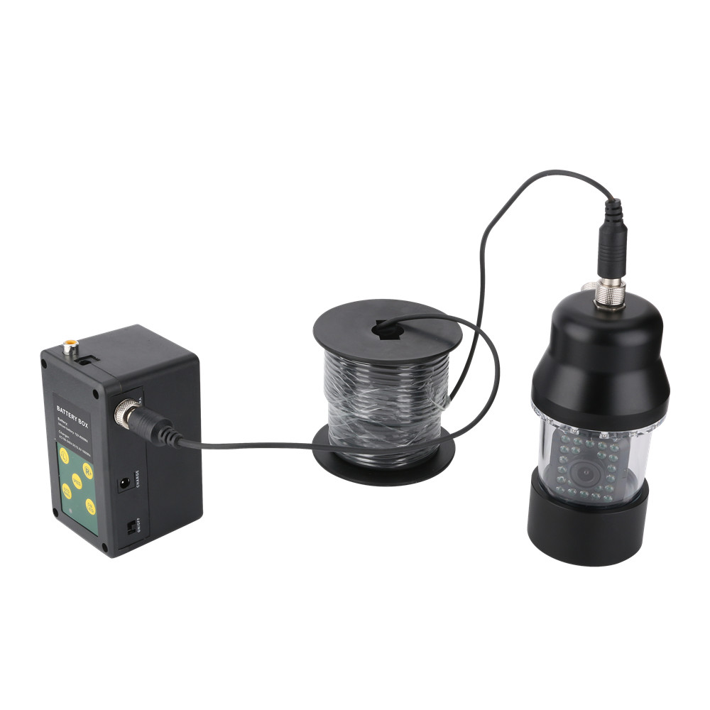 """GAMWATER """" TFT монитор 15 м 30 м кабель Поворот на 360 градусов подводная камера Подводная рыболовная камера рыболокатор 1000 ТВЛ"""