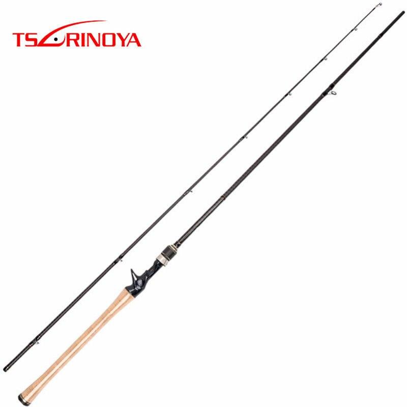TSURINOYA 2Sec 1 89m 1 95m 2 13m UL ML M MH Spinning Fishing Rod Fast