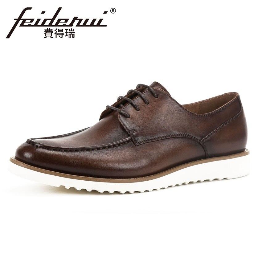 2018 Fashion Genuine Leather Men