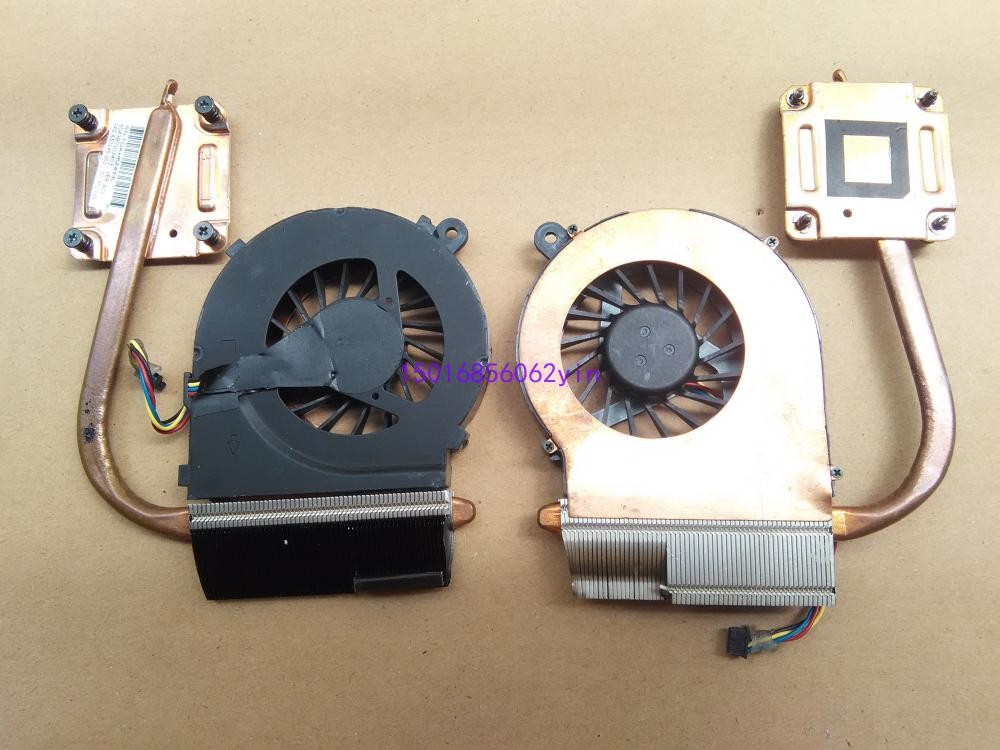 NEW cooler for HP Pavilion G6 G6-1000 G6-1B67CA G6-1B G6-1C cpu fan heatsink cooling 657145-001 ,Free shipping ! !