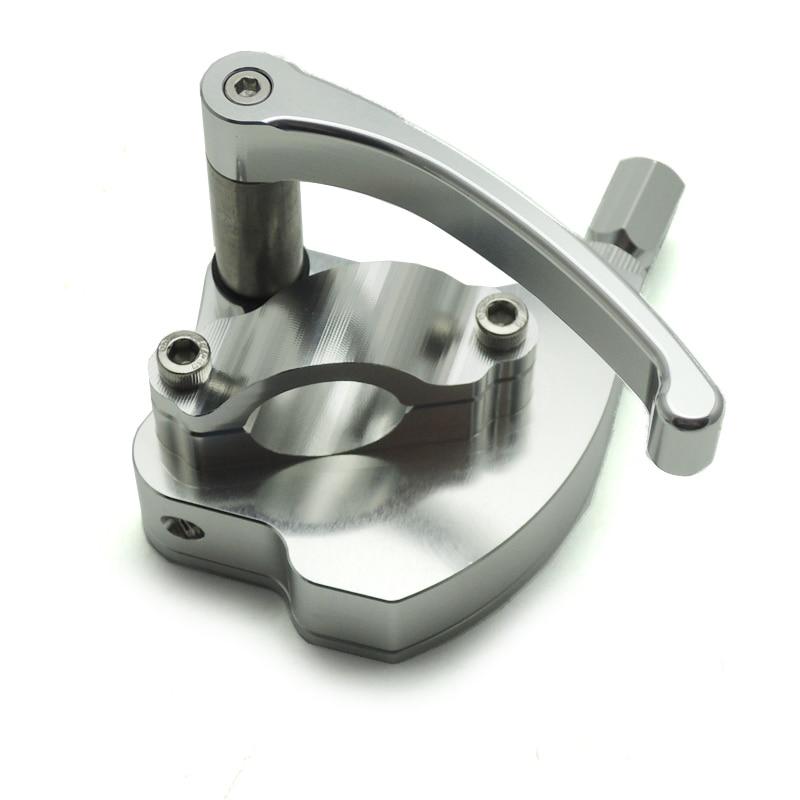 "CNC 7/8"" 22mm Thumb Throttle Assembly for Dirt Bike ATV"