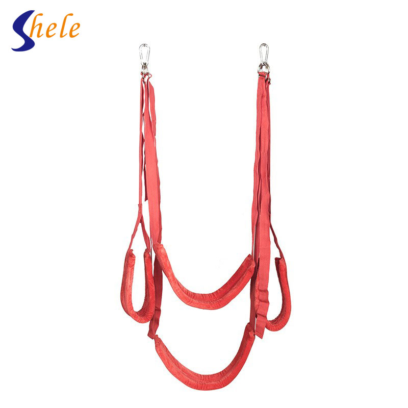 Sex Furniture Sex Swing Chairs BDSM Funny Hanging Pleasure Love Swing For Couples Adult Sex Toys For Women Bondage Restraints fetish sex furniture harness making love sex position pal bdsm bondage product erotic toy swing adult games sex toys for couples