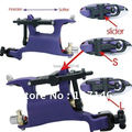 Rotary Tattoo Machine Swashdrive WHIP Butterfly Motor Gun Purple Tattoo Kits Supply For Liner And Shader