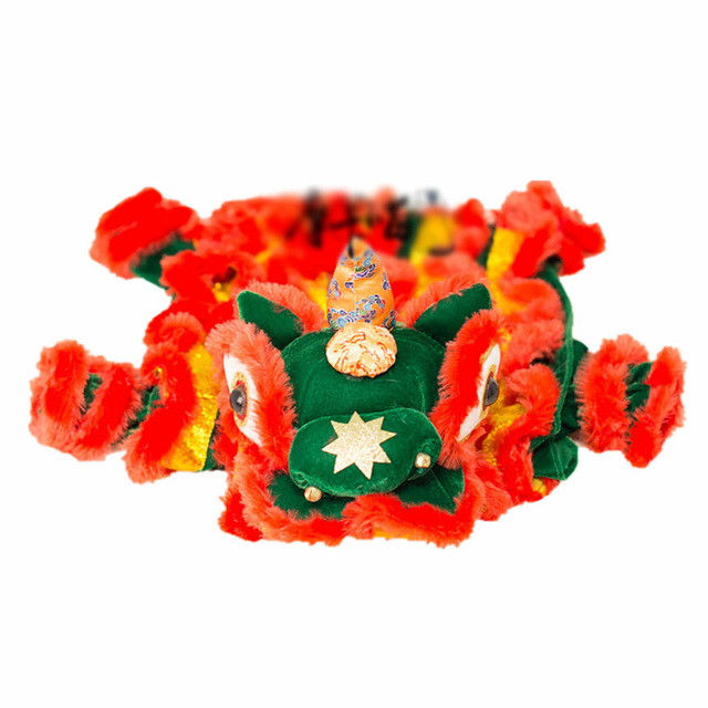 Pet Cat Costume Lion Dance Clothes For Small Dogs