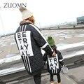 Mãe E Filha Roupas Família Moda Mãe E Filha Combinando Roupas Olhar Para Baixo Casacos de Algodão Do Bebê Meninas Outerwear GH326