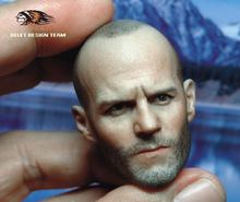 цена на BELET BT012 1/6 Jason Statham Male Head Sculpt 2.0 For 12