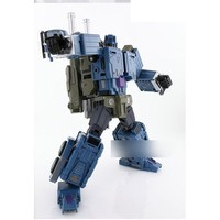 M03 Transformation Gunpla anime figure Missile chariot model Robot Deformable Masterpiece Car Big Size ABS Plastic Toy For Child