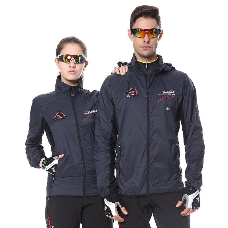 5fd1c3eb Reflective Waterproof Cycling Jacket Men Women Windproof MTB Bicycle Rain  Jacket