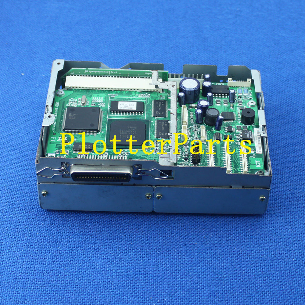 C7790-69418 C7790-69090 Main Logic PCA Module for HP Designjet 10PS 20PS 50PS Original used pt50638x original main juc7 820 00052414 pm50h2111 used disassemble