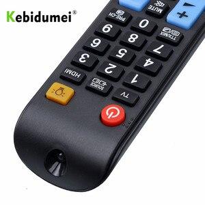 Image 3 - جهاز التحكم عن بعد الذكي الشامل الأكثر مبيعًا من kebidumei لأجهزة تلفزيون سامسونج AA59 00638A ثلاثية الأبعاد