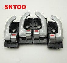 Sktoo 4 шт. автомобиля набор интерьер дверные ручки для Hyundai Tucson 82620-2z020
