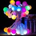Free envio gratuito de 2.5 m 5 m impermeável rgb/rosa corda luzes ac 220 v led luzes de fadas casamento lustres no ano novo