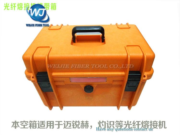 Original AI-6 Fiber Fusion Splicer Carrying Case / Fiber Optic Welding Machine Case/BoxOriginal AI-6 Fiber Fusion Splicer Carrying Case / Fiber Optic Welding Machine Case/Box