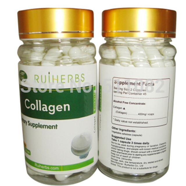 2 botellas de Colágeno Cápsula 500 mg x 180 unids excelente para La Piel envío gratis