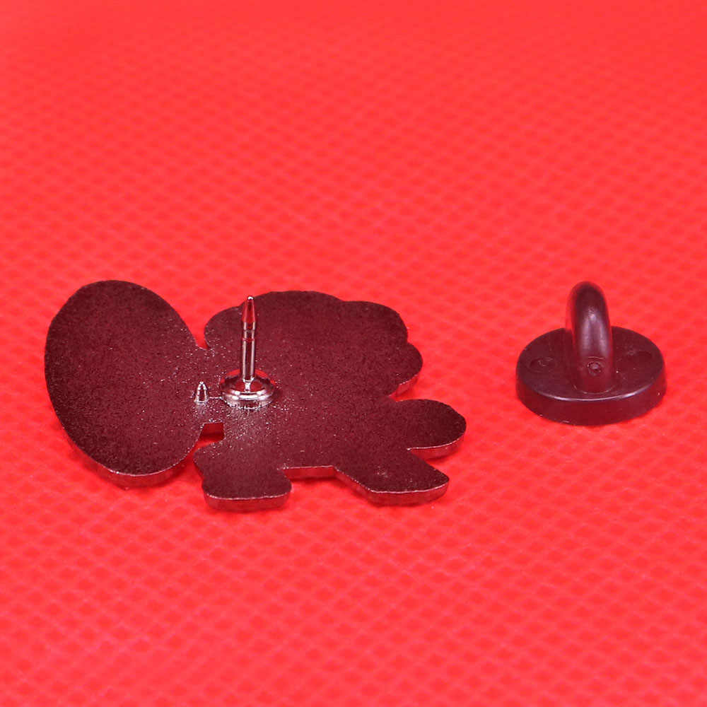 Steven Alam Semesta Enamel Pin Cute Kartun Bros Perisai Lencana Petualangan Perhiasan Hadiah