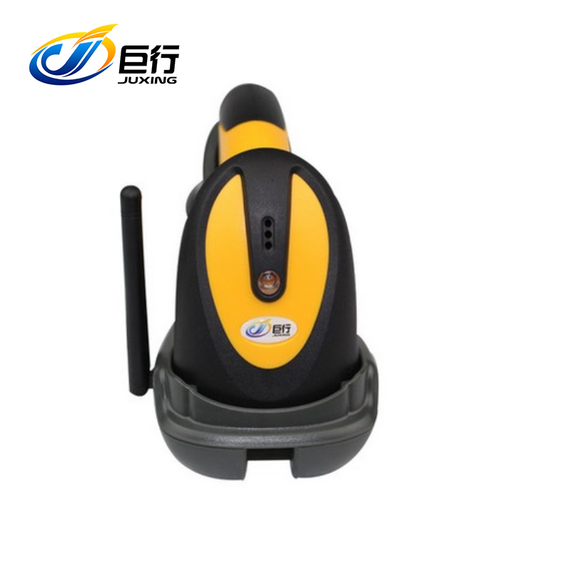 Free Shipping! 9200W Wireless Barcode Scanner Ccd Portable Reader Scanner Gun with Storage for Supermarket Pos System 433mhz wireless ccd barcode scanner portable barcode reader bar gun with base charger and receiver in one with storage function
