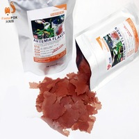 Free Shipping New Brine Shrimp Flakes 150g For Cichlid Fish