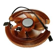 High Quality PC CPU Cooler Cooling Fan Heatsink for Intel LGA775 1155 AMD AM2 AM3 754 Wholesale Price стоимость