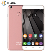 Original oukitel u7 plus 5,5 zoll 2 gb ram 16 gb rom 4g LTE SmartPhone 8MP Android 6.0 MT6737 Quad Core 1280×720 Handy telefon