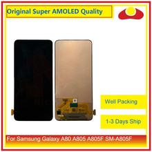 """Original 6.7"""" For Samsung Galaxy A80 A805 A90 A905 A805F SM 805F LCD Display With Touch Screen Digitizer Panel Pantalla Complete"""