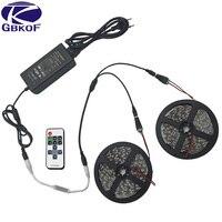 5050 LED Strip 10m Non Waterproof RGB Single Color Led Light Flexible Ribbon Diode Led Tape