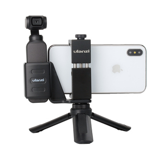 Image 3 - Ulanzi OP 1 Osmo Pocket Accessories Mobile Phone Holder Mount Set Fixed Stand Bracket for Dji Osmo Pocket Handheld Cameras