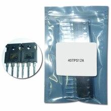 5 шт./лот) 40TPS12A контрольный тиристорный 55A 1200V TO-247