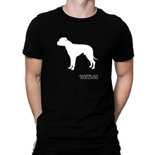 2017 New Design Men's American Bulldog Short Sleeve Tee Shirts high quality streetwear top tees