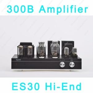 RAPHAELITE ES30 300B Tube Amplifier Hi-End ES30 Single-ended Integrated Tube Amplifier W/ Interstage &OCC output Transformer