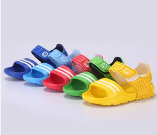2018 Summer Children Sandals Slip-resistant Wear-resistant Small Boy Summer Sandals Casual Sandals Girls Boys Shoes Child