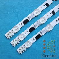 802mm LED Backlight Lamp Strip 13 Leds For UA39F5008ARXX CY HF390BGAV2H 2013SVS39F L8 REV1 8 130103
