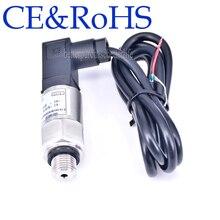 0-10bar, 9-32VDC, G1/4, 4-20mA output, 0.5%, Pressure Transmitter Pressure Transducer Sensor